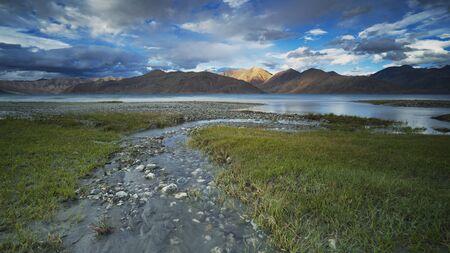 Beautiful of Pangong Lake