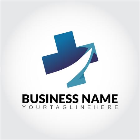 bionics: Cross business logo