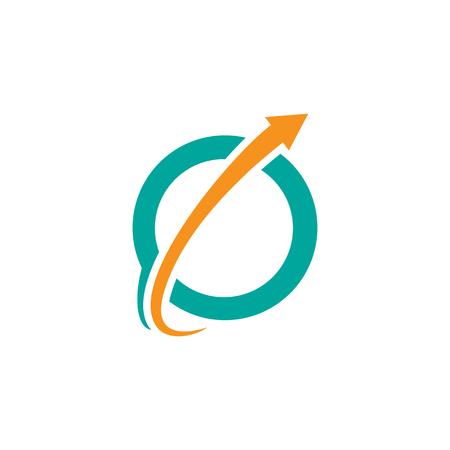 arrow business logo