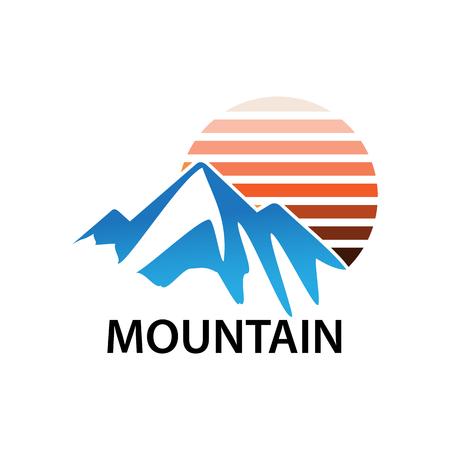 mountain business logo