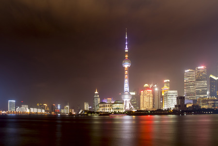 Oriental Pearl Tower Editorial