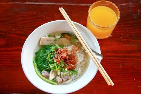 Noodles of Laos  photo