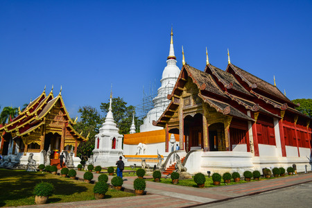Wat Phra Singha Temple  photo