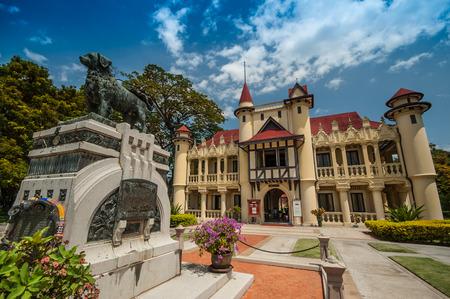 chan: Sanam Chan Palace
