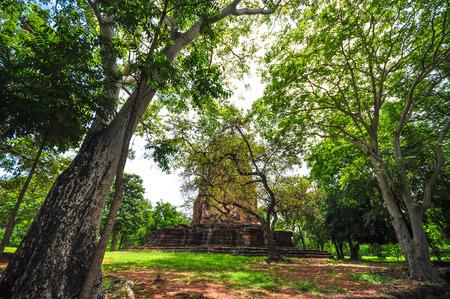 thep: Si Thep Historical Park