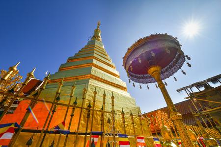 that: Wat Phra That Cho Hae Phrae Thailand
