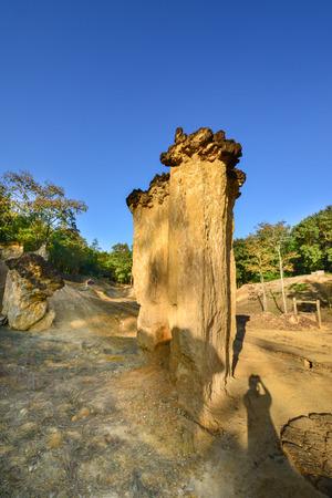 the royal park: PHAE MUANG PHEE ROYAL PARK  PHARE