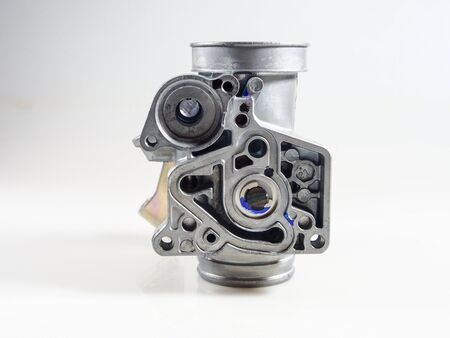 THROTTLE BODY ASSY MOTORCYCLE SPARE PART