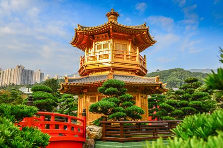 Nan Lian Garden in hong kong Éditoriale