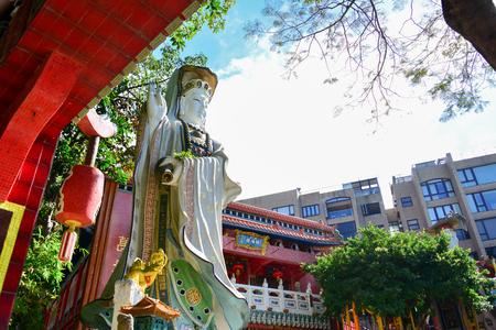 Guan Yin Shrine in Hong Kong