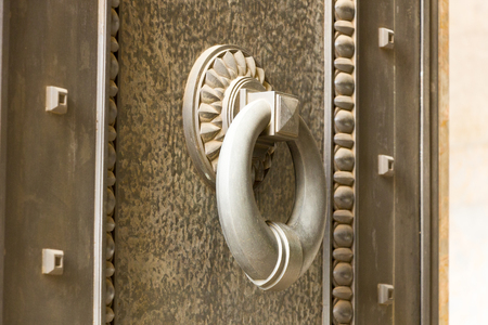 door handle: japanese golden door handle