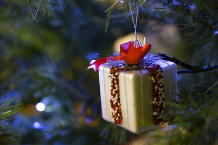 gdansk: Christmas illumination