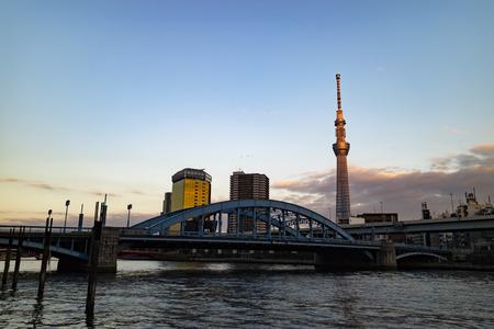 sumida ward city hall, asahi beer tower, asahi beer