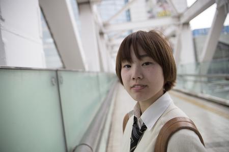 Young Japanese women Banco de Imagens