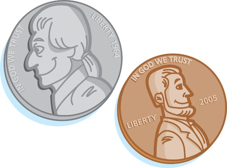 penny: Coins