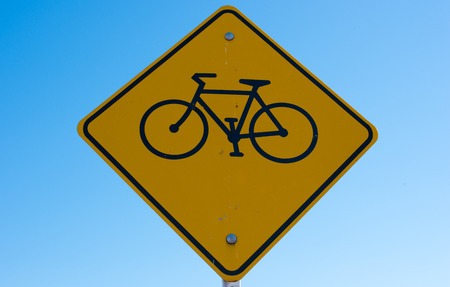 自転車シンボル サイン