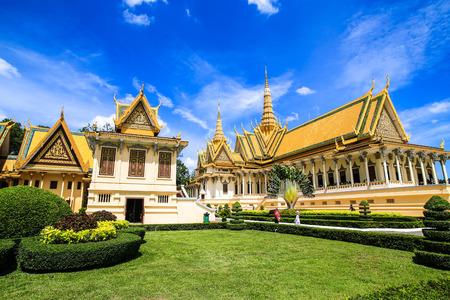 penh: Royal Palace Editorial