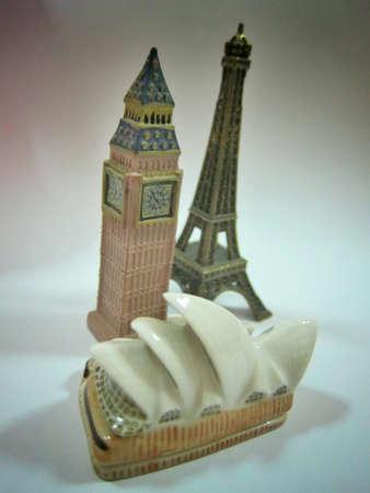 london big ben: Показать модели Сиднейский оперный театр Лондон Биг Бен Париж Эйфелева башня.