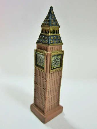 london big ben: Показать модель Лондоне Биг Бен.