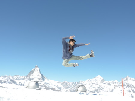 saltar: Jump up to Mt.Matterhorn in Zermatt, Switzerland.