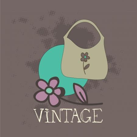 brand for vintage handbag