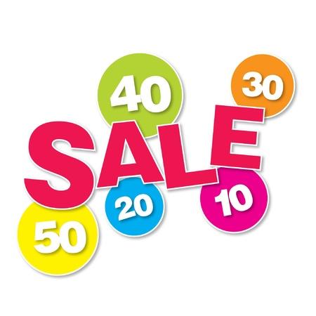 window case: sale, vector sale