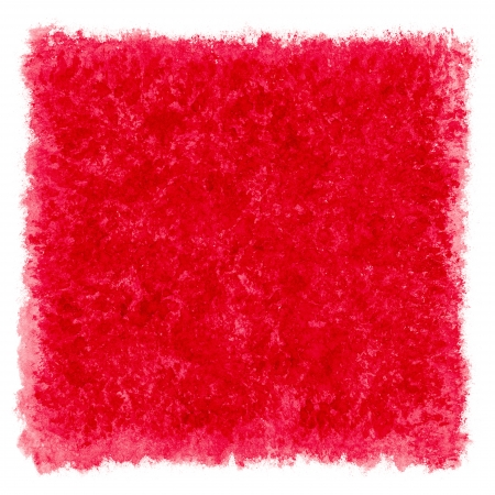 stippled: Red Watercolor Textured Square Frame Border