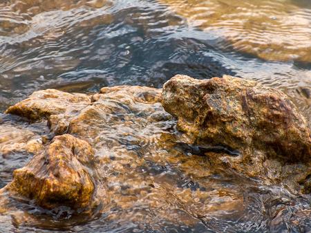 Waves, rocks and billows