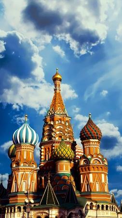 Russia Red-Square