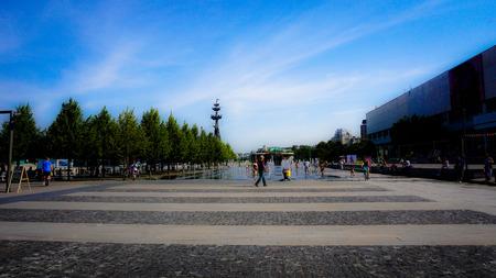 러시아 모스크바 붉은 광장