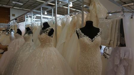 Wedding fashion event