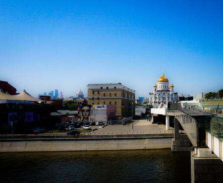 러시아 모스크바 교회