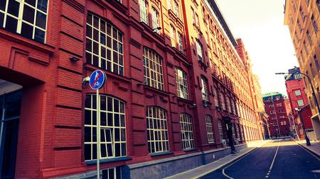 러시아 모스크바 레드 빌딩