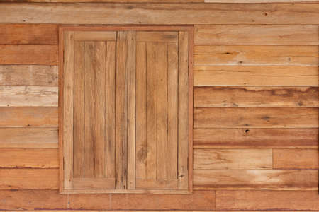 old wooden window background photo