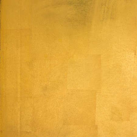 resplendence: gold leaf background
