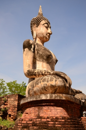 Sukhothai thailand history Stock Photo - 16161657