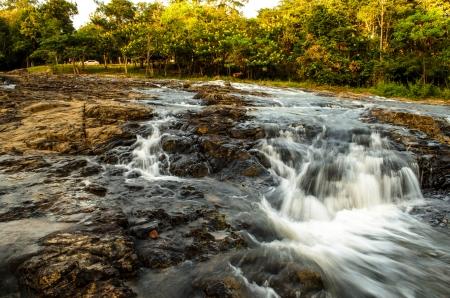 Chai tong waterfall photo