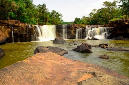 ton: Tat Ton Waterfall