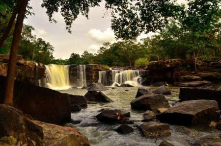 tat: Tat Ton Waterfall