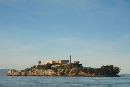 Alcatraz Island, San Francisco Stock Photo - 6544021