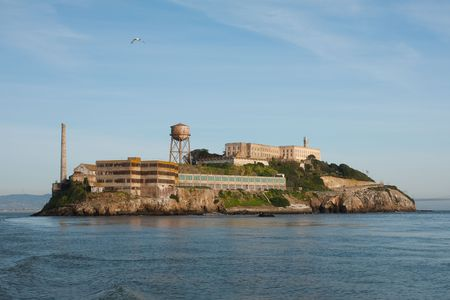 Alcatraz Island, San Francisco photo