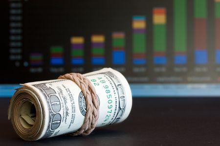 rendement: Financiële vooruitzichten met veelbelovende groeien