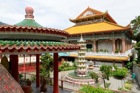 ペナンで撮影した最高の至福 Kek Lok Si の寺院