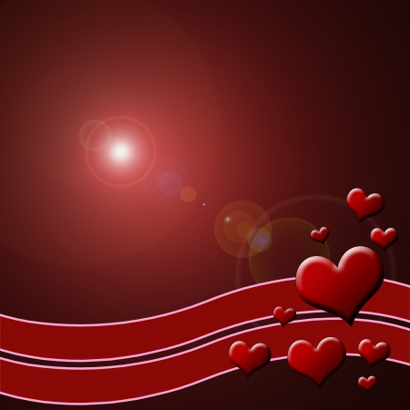 truelove: Valentine Stock Photo