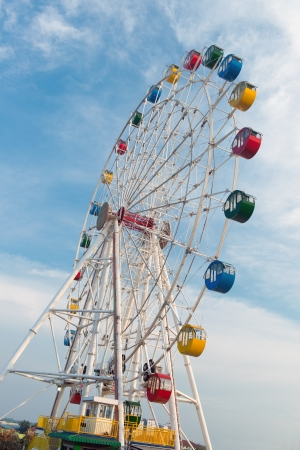 shah: Giant ferris wheel at i-city, Shah Alam in Malaysia Editorial