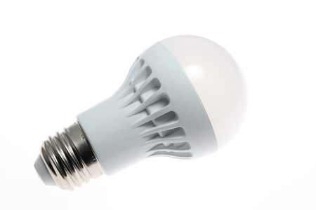 This is a picture of the LED light bulb type  photo