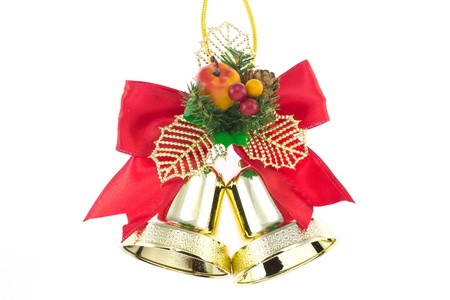 This is a photo of the bell to decorate for Christmas. Stock Photo - 16129392