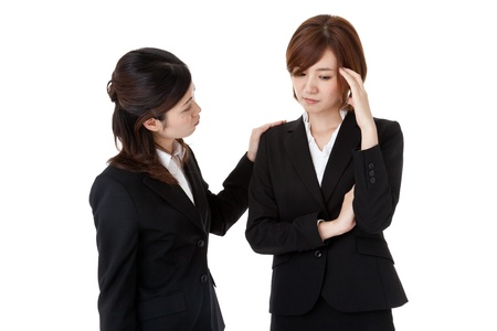 two young business people. Stock Photo - 16143256