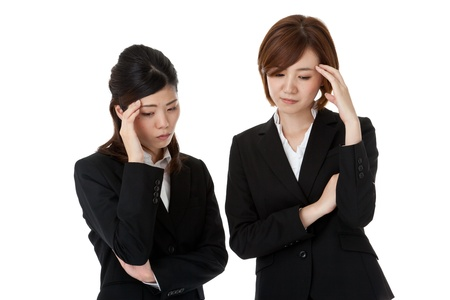 two young businesswomen Stock Photo - 16303470