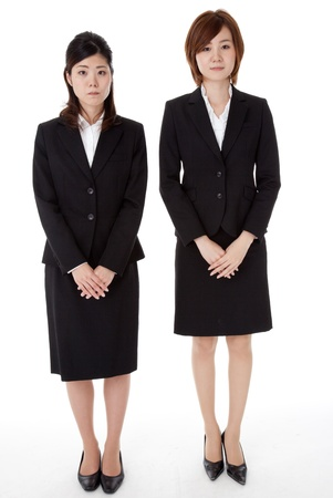 two young business people. Stock Photo - 16410822